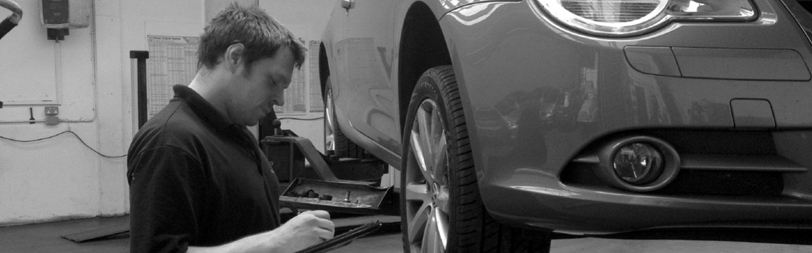 marshall motors skilled mechanics